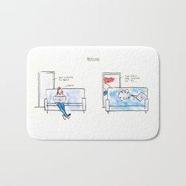 Bedtime Bath Mat