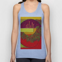 Into the Green 3 Unisex Tank Top