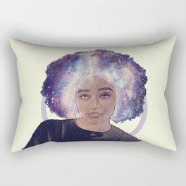 an infinity Rectangular Pillow