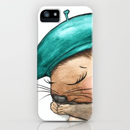 RESERVED SQUIRREL iPhone Case