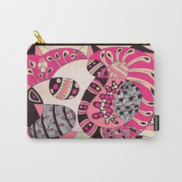 The hen waiting Carry-All Pouch