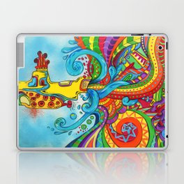 The Yellow Submarine Laptop & iPad Skin