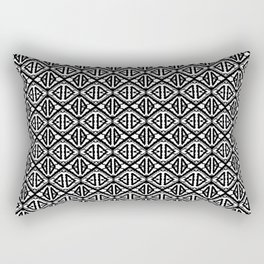 Chains of Continuity Rectangular Pillow