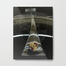 Tribute to the Legendary 356 Metal Print