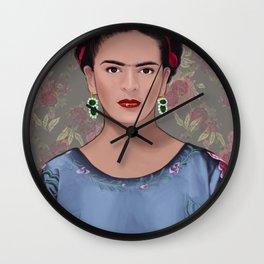 Fridita Wall Clock