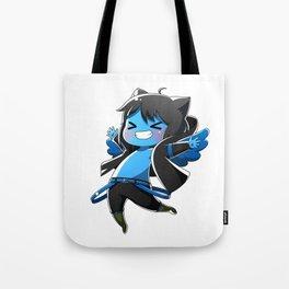 Chibi Luc (Expression 2) Tote Bag