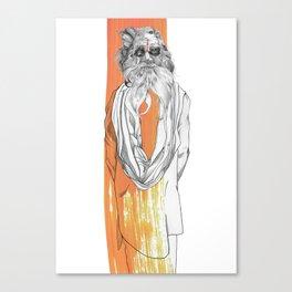 Holi Canvas Print