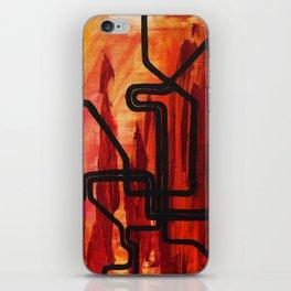 DC Metro  iPhone Skin
