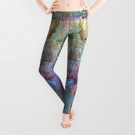 Dimensional Medium  Leggings