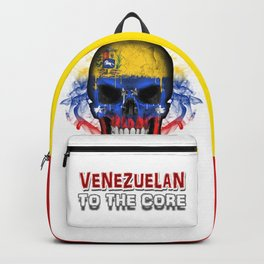 To The Core Collection: Venezuela Backpack