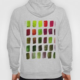 Brushstrokes 1za by Kathy Morton Stanion Hoody