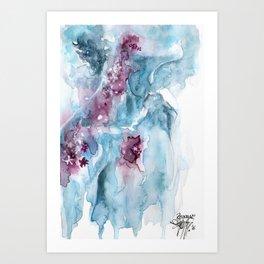 Ecchymosis Art Print