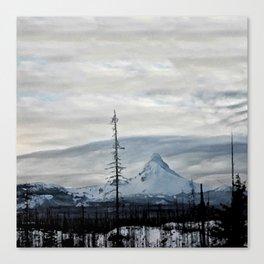 Clarity: Mt. Washington Canvas Print
