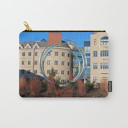 University of Toledo- Stranahan Rings Carry-All Pouch