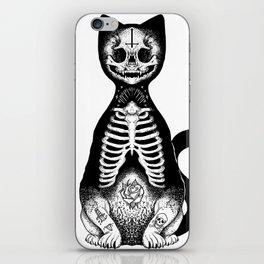 Skulls & Daggers iPhone Skin