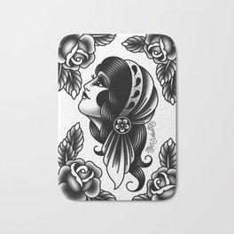 Gypsy Girl Bath Mat