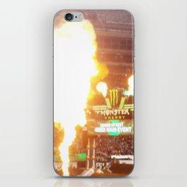 MX Supercross Explosive Fire iPhone Skin