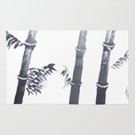 Chinese painting Rug