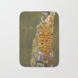 Gustav Klimt - Hope II Bath Mat