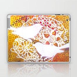 Twin Birds Laptop & iPad Skin