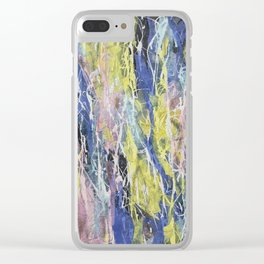 On This Storm by GJ Gillespie Clear iPhone Case