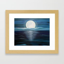 Gemini Rising Framed Art Print