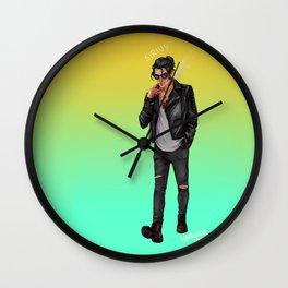 SB Wall Clock