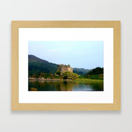 Castle Tioram Framed Art Print
