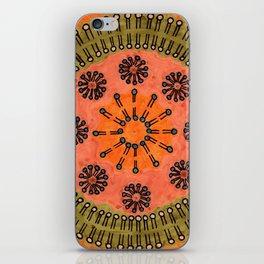 Vesicle Mandala 02 iPhone Skin