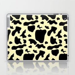 Mooo Lan The Cowardly Cow Laptop & iPad Skin