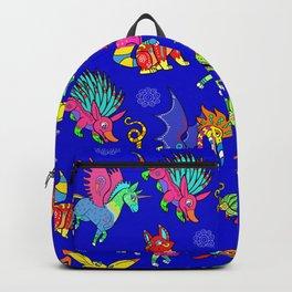 Toony Alebrijes Backpack