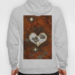 Steampunk, wonderful heart Hoody