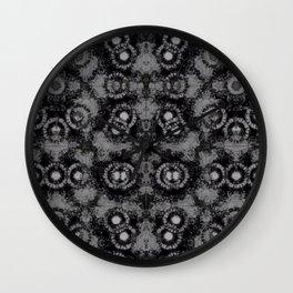 Crystalised Wall Clock