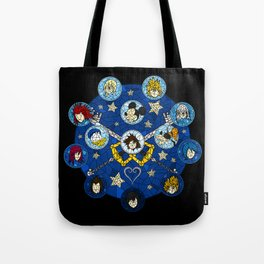 Kingdom Hearts: Connections Tote Bag