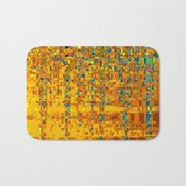 Abstract Klimt Bath Mat