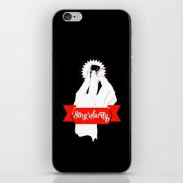 Singularity iPhone Skin