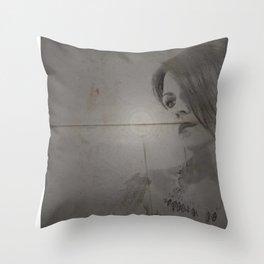 Longing Throw Pillow