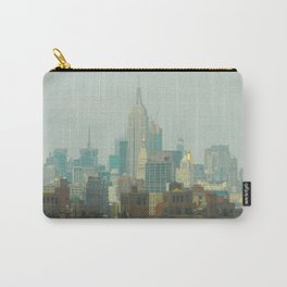 New York City Skyline Photograph Carry-All Pouch