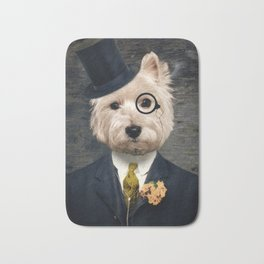Sir Bunty Bath Mat
