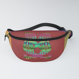 Indian patchworks64 Fanny Pack