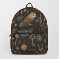 Harvest Owl Backpacks
