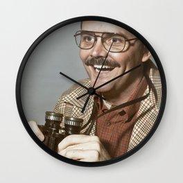 i.am.nerd. :: danforth f. Wall Clock