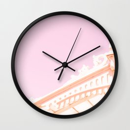 Elevation I Wall Clock