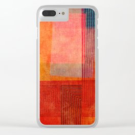 """""""A Morte do Velho Chico"""" Inspired by the """"Quintet Amorial"""" music. Clear iPhone Case"""