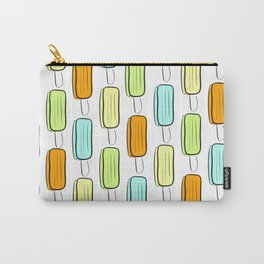 Ice Pop Pattern Carry-All Pouch