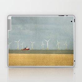 Scroby Sands Wind Farm, Great Yarmouth Laptop & iPad Skin