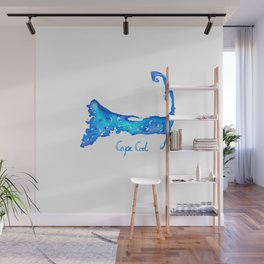 Cape Cod with Text Wall Mural