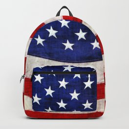 The US Flag Backpack