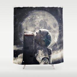 Accompanied Shower Curtain