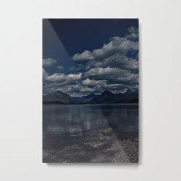 Lake Adventure Metal Print